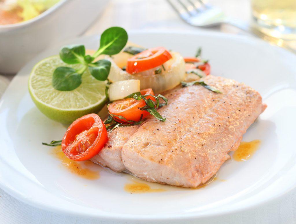 Рыба и вино — классическое сочетание