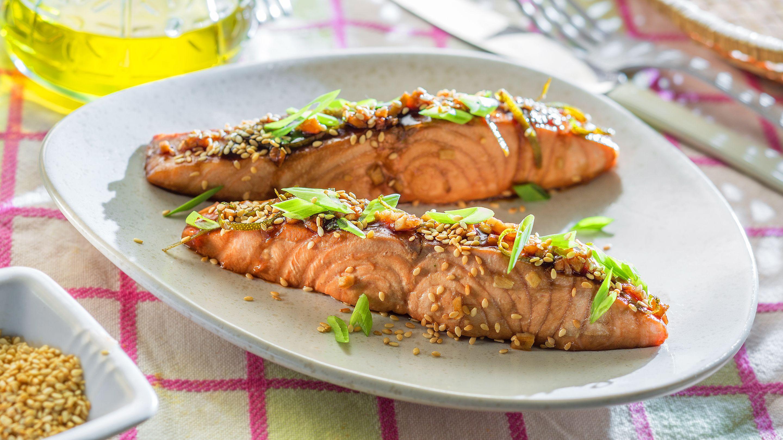 亚洲口味大马哈鱼
