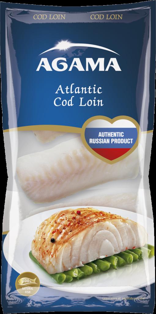 大西洋鳕鱼背肉