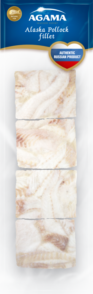Alaska Pollock Fillet (portion)