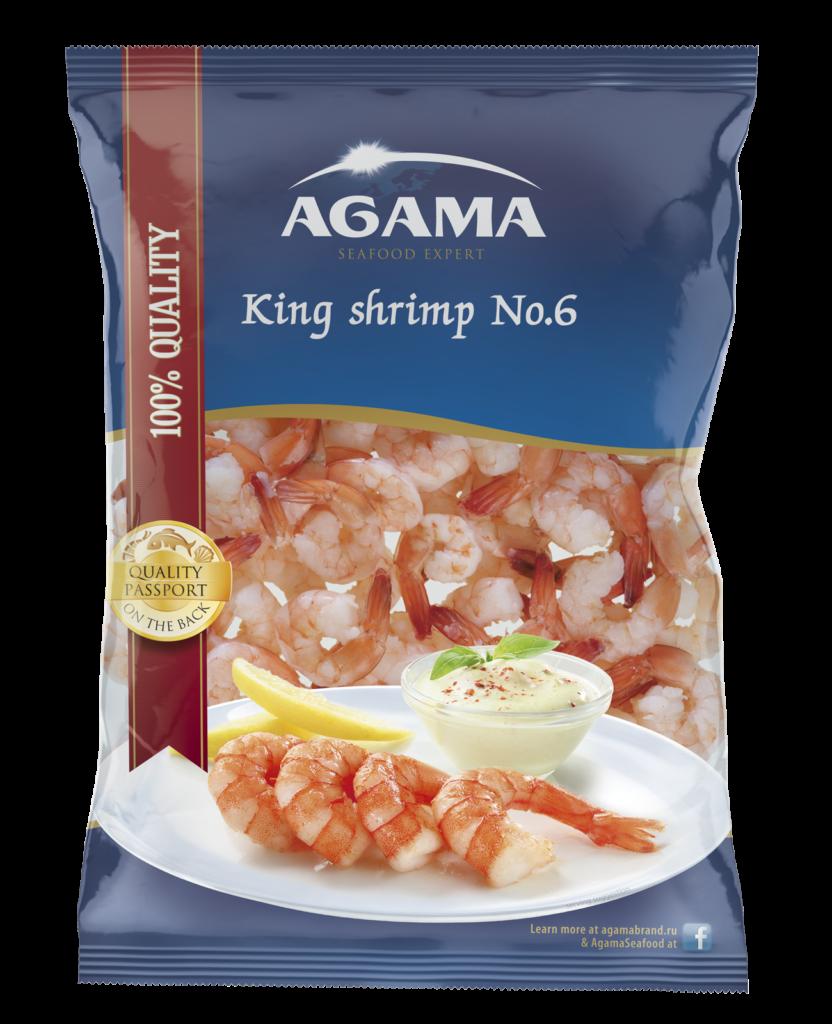 King shrimps No. 6